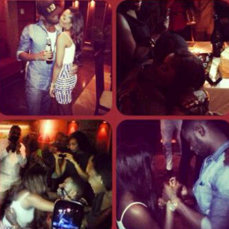 Tiwa Savage gets engaged to boyfriend on her bday!